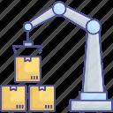 crane lifter, tower crane, crane machine, construction crane icon