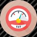 pressure meter, pressure gauge, speedometer, odometer