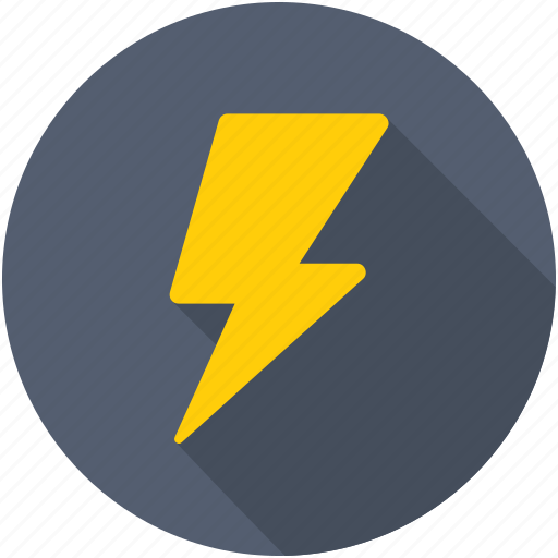 bolt, flash, lightning, thunder, thunderbolt icon