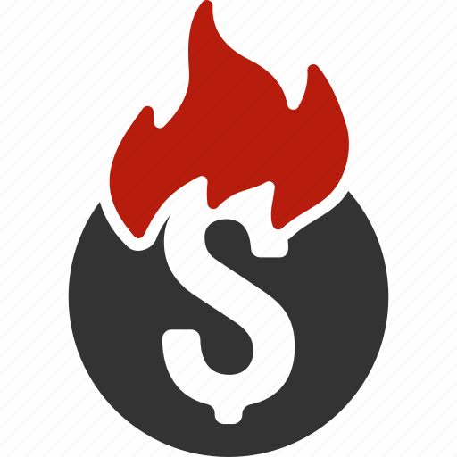 damage, disaster, fire, flame, inflation, insurance, problem icon