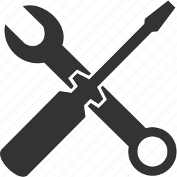 configuration, industry, screwdriver, settings, tool, wrench icon