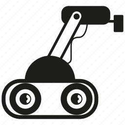 auto, industry, machinery, manufacturing, mechanic, production, robot icon