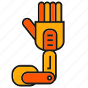 hand, industry, machine, mechanic, robot, robotic arm, robotic hand