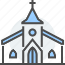 bible, building, church, priest, religion icon