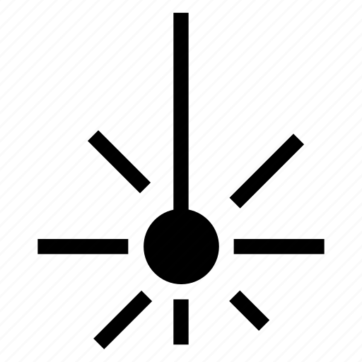 creative, cut, cutting, grid, industry, laser, light, shape, technology icon