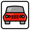 automobile, automotive, car, industry icon