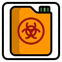 chemical, industry, petrochemical, substance icon