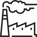 energy, gaz, industry, production icon