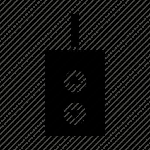 Control, controller, crane, equipment, machine, remote, switch icon - Download on Iconfinder