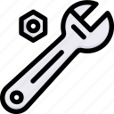 industry, manufacturing, factory, production, maintenance, repair, wrench