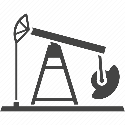 drilling, field, oil, petrol, petroleum, pumpjack, refinery icon