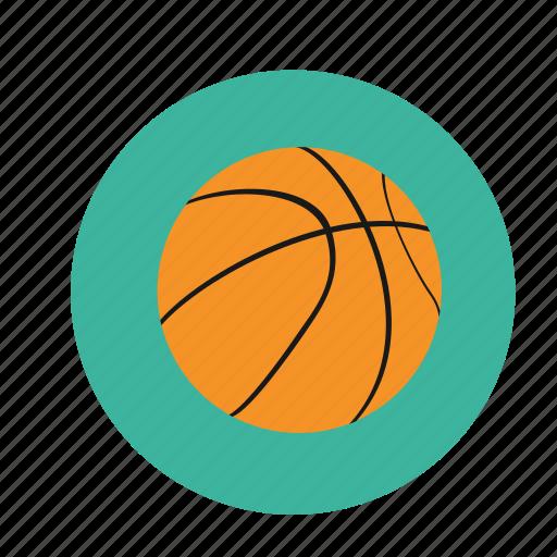 baseball, basketball, sports icon