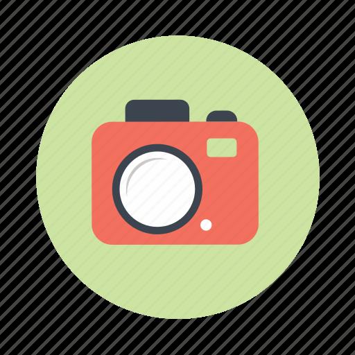 camera, images, photographs, polaroid icon