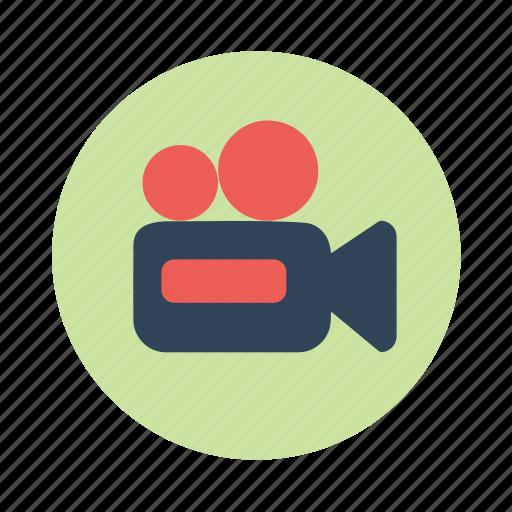 camcorder, camera, cinema, video, videography icon