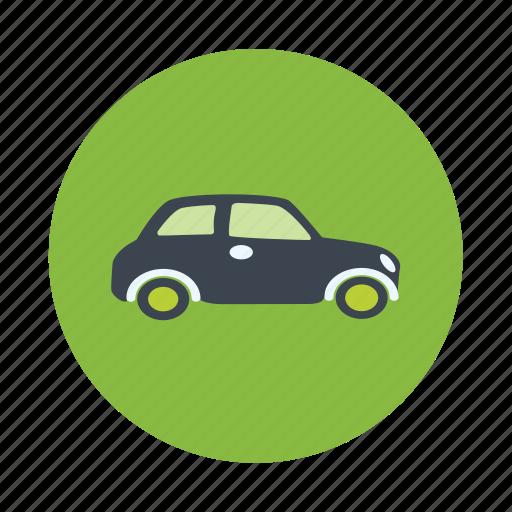 car, travel, vehicle icon