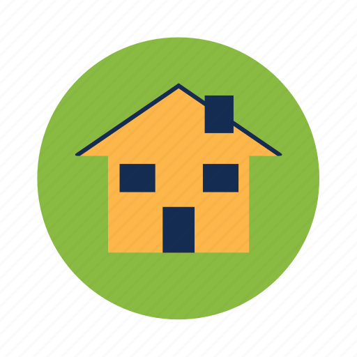 countryhouse, home, house, property, realestate, townhouse, villagehouse icon