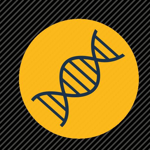 biology, biotechnology, dna, lab icon