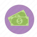 cost, currency, dollars, money, price, transaction icon