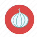 dishes, garlic, recipe, spice icon