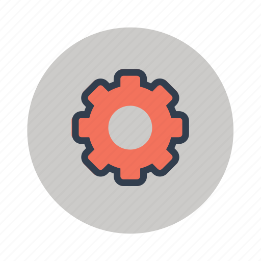cogwheel, gear, mechanics, settings, wheel icon