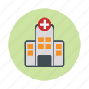 first aid, hospital, medical, treatment icon