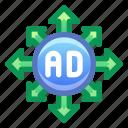 ad, advertisement, marketing, distribution