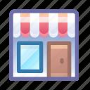 store, shop, building