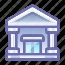 bank, finance, economy, building