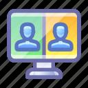 video, chat, communication