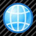 globe, web, global, world