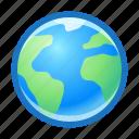 globe, planet, earth