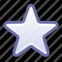 star, rating, empty