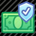 money, cash, safe, payment
