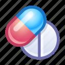 pills, drug, medical, treatment