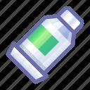 toothpaste, tube
