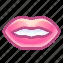 mouth, lips, organ, anatomy