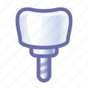 dental, tooth, implant