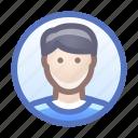 account, profile, user, avatar