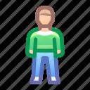 man, person, user
