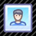 user, photo, avatar, male