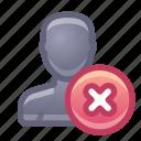 account, user, remove, delete