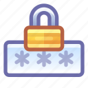 password, lock, protected, secure