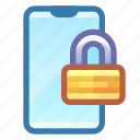 mobile, smartphone, lock, encrypted, safe
