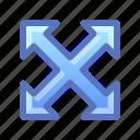 resize, cursor, expand, maximize