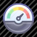 performance, speed, dashboard, gauge