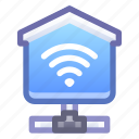 wifi, wireless, internet, home, connection