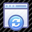 browser, app, sync, synchronize