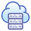 cloud, server, hosting