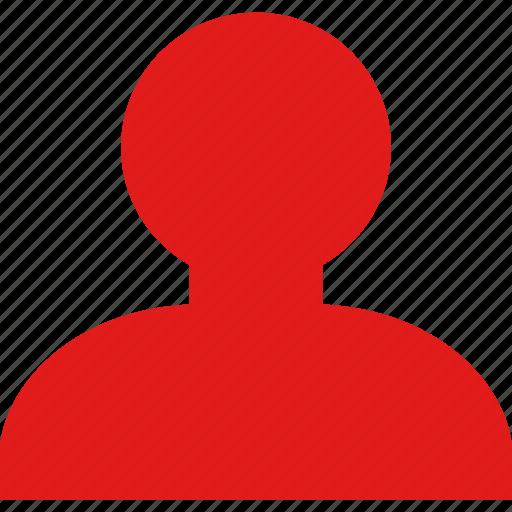 person, staff, student, web icon
