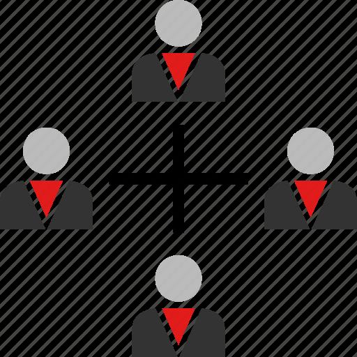 add, cross, plus, sign icon